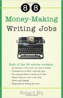 88 ways a freelance writer can earn money