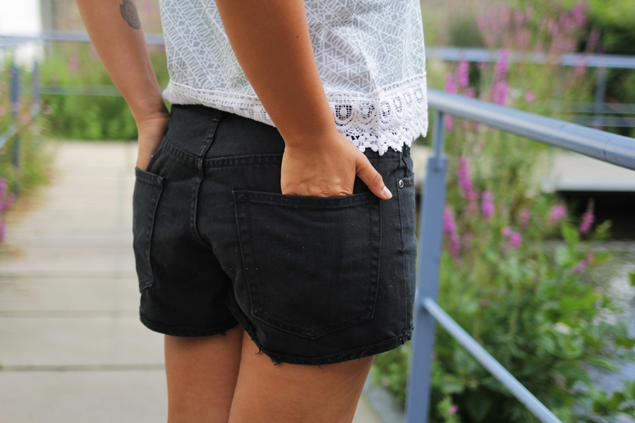 shorts shirt style fashion