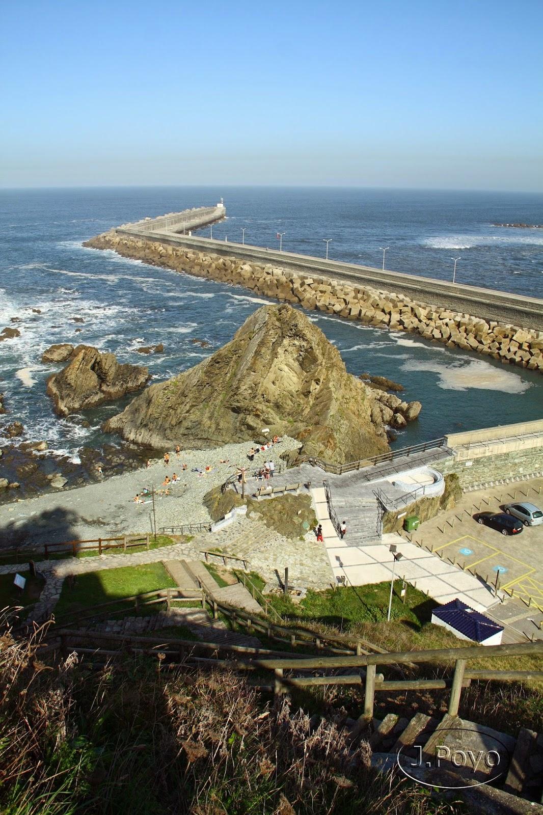 Senda Costera de Muros del Nalón o Ruta de los miradores