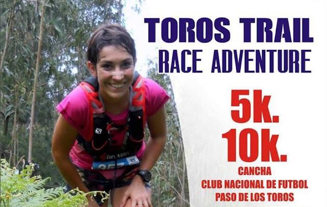 10k y 5k Toros trail Adventure Race (Paso de los toros - Tacuarembó, 18/nov/2018)