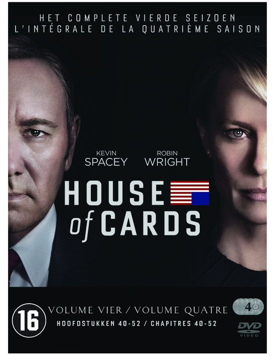 Coole kado's - House of Cards seizoen 4