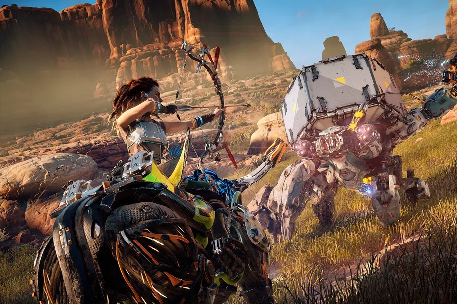 REVIEW Horizon Zero Dawn Method To Madness
