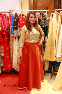 Bollywood Actress Sana Khan Launches Aakrithi Exibition  0231.JPG