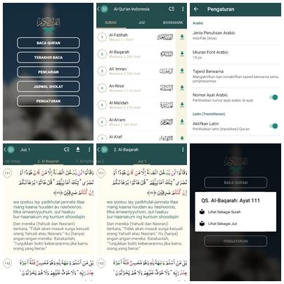 Download Aplikasi Alquran dan Terjemahan Indonesia Lengkap 30 Juz untuk Android