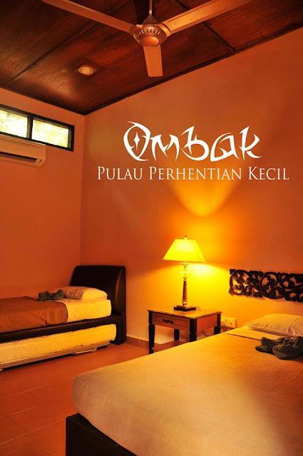 Ombak Resort Pulau Perhentian Kecil 2016
