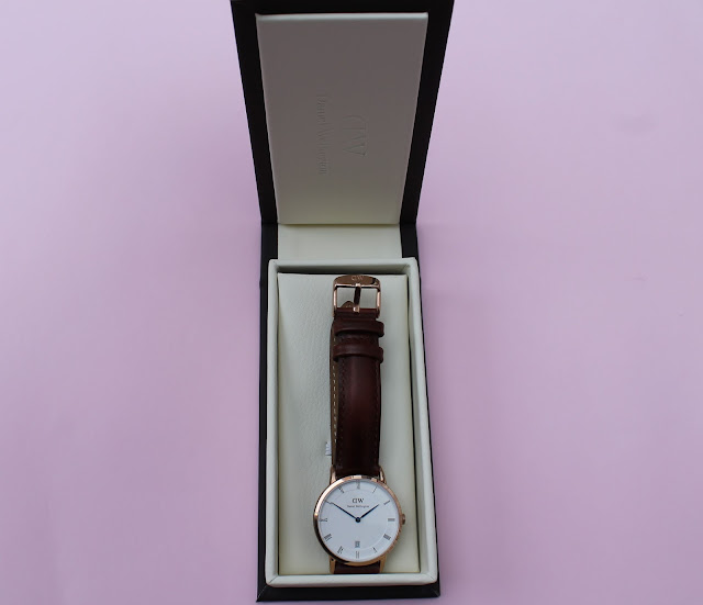 opinion reloj mujer daniel wellington