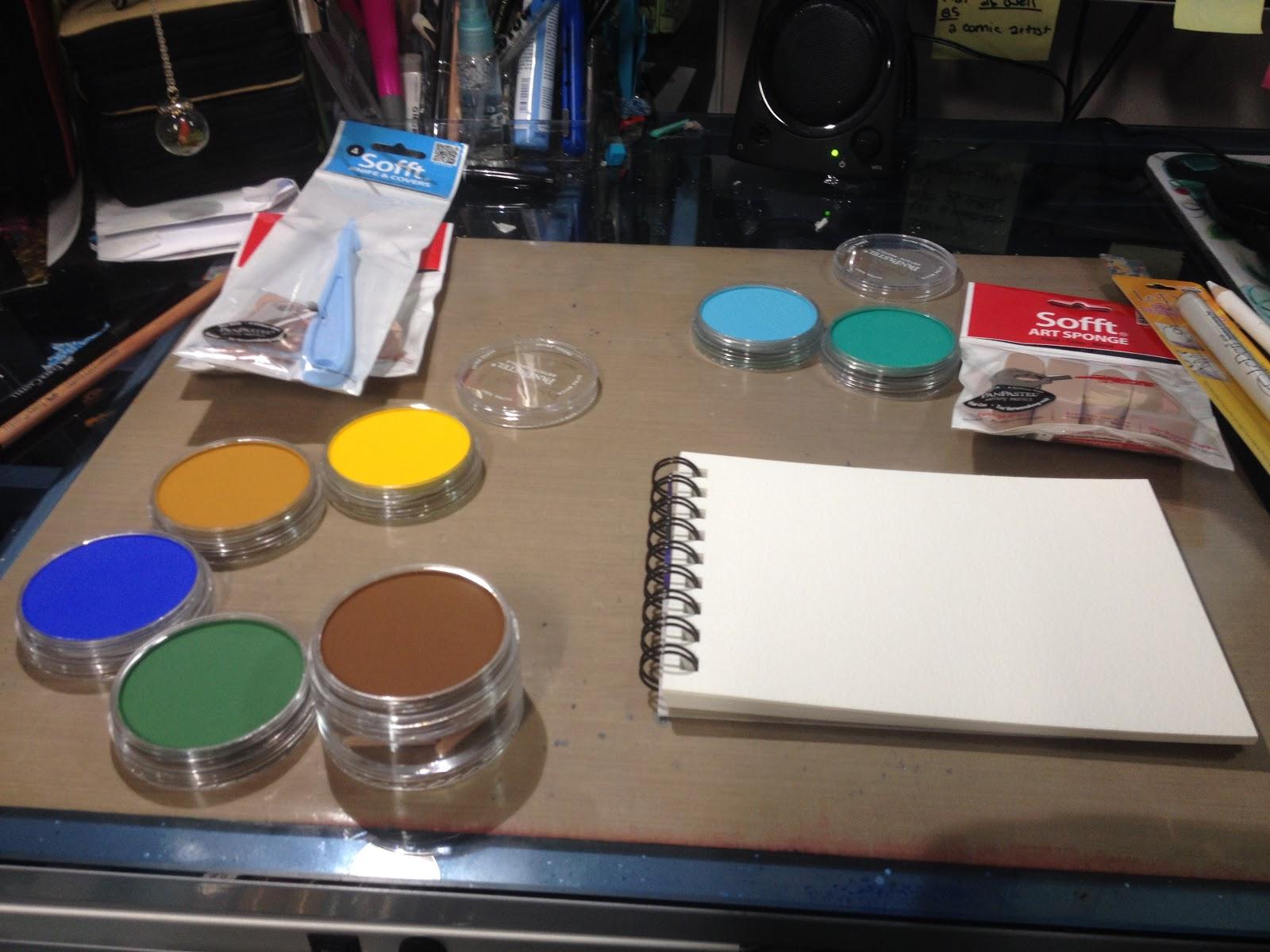 Nattosoup Studio Art And Process Blog June 2016 SketchBox Basic Vs SketchBox Premium