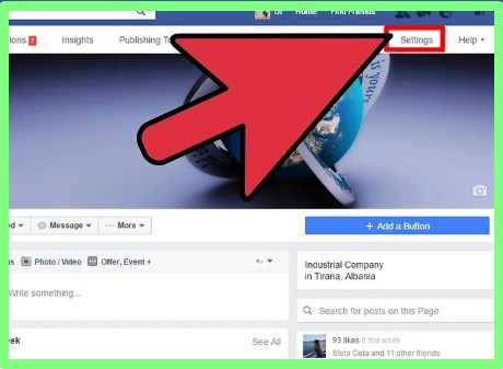 how to delete a facebook page i created