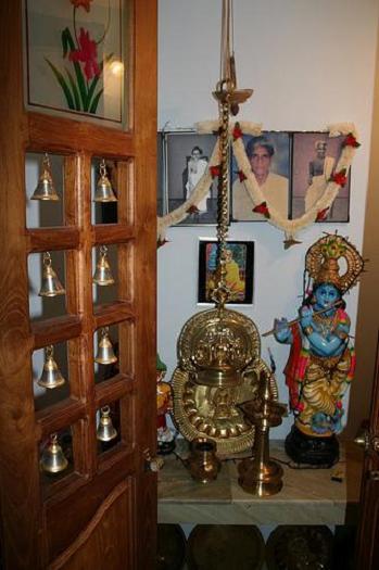 Kerala Style Carpenter Works And Designs September 2013: Carpenter Work Ideas And Kerala Style Wooden Decor: Pooja