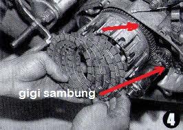Cara Mengatasi Kopling Motor Selip