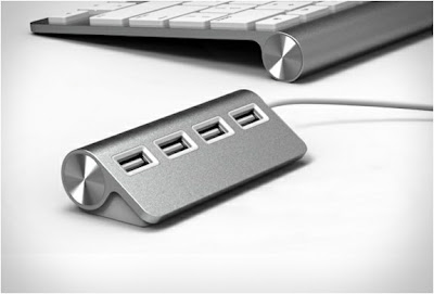 Creative USB Hubs and Unusual USB Hub Designs (15) 10