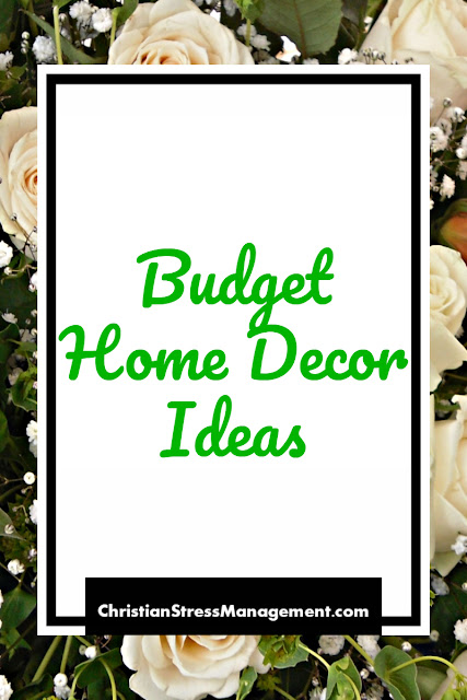 Budget Home Decor Ideas
