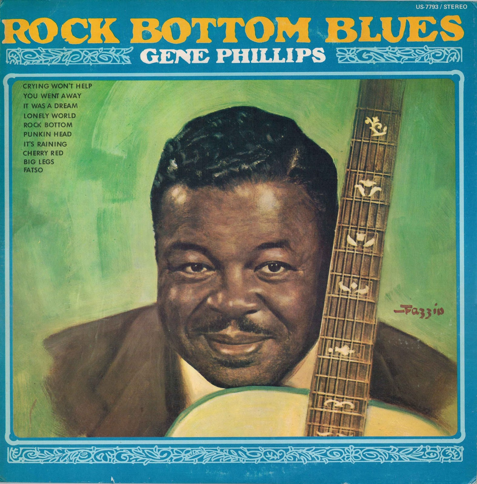 The street rock bottom blues band some legal