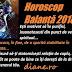 Horoscop Balanță 2018