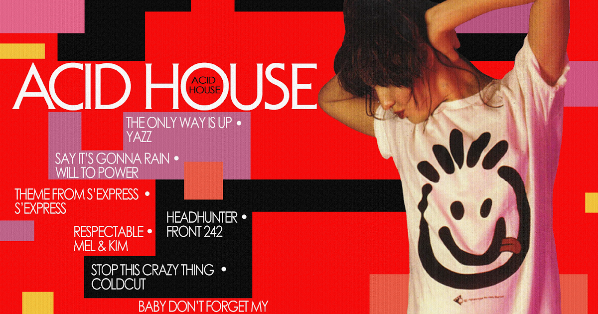 Usina do som lp acid house 1980 for Acid house 2016