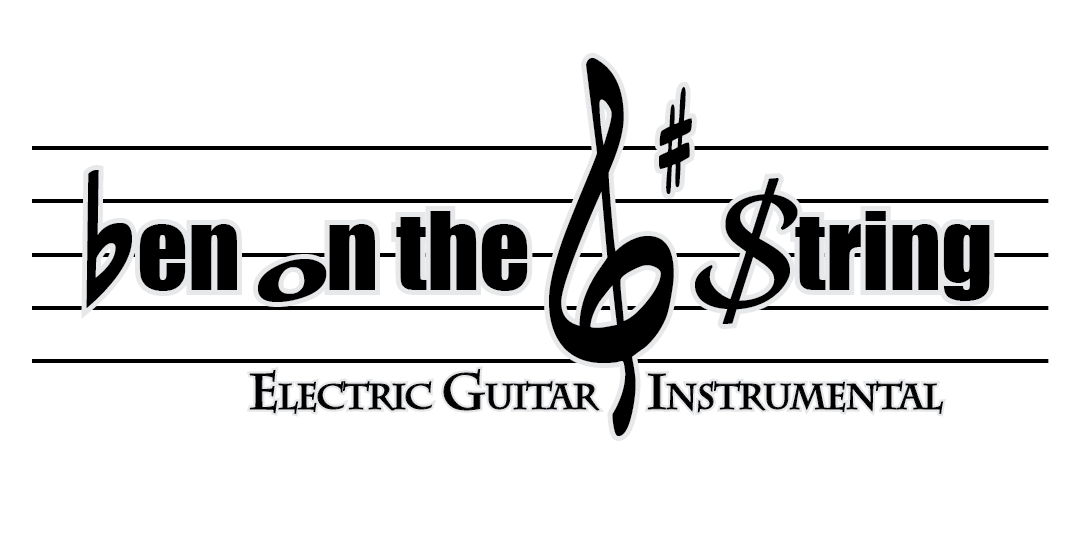 Ben on the G String | Guitarist, Guitar Teacher, and Electric Guitar Instrumentalist