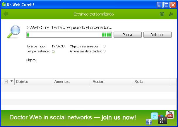 Análisis Dr. Web
