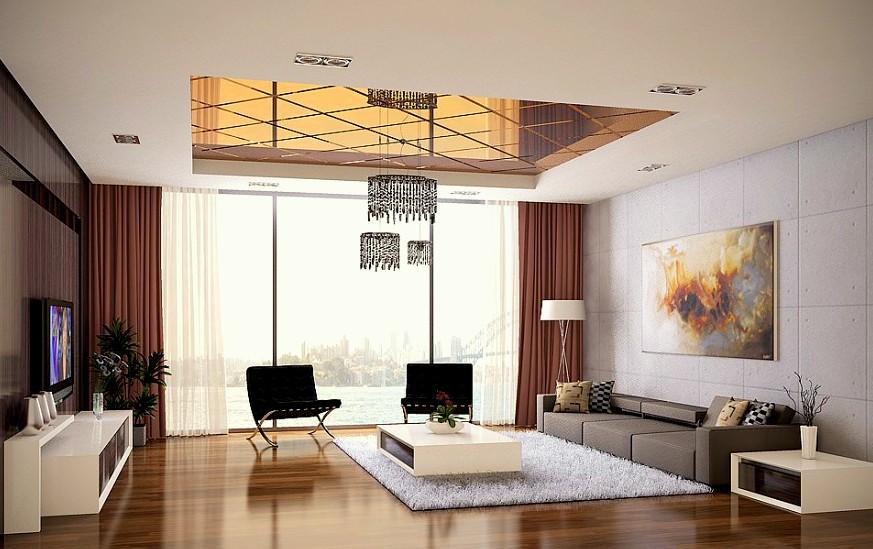 Kreativiti Dekorasi Ruang Tamu