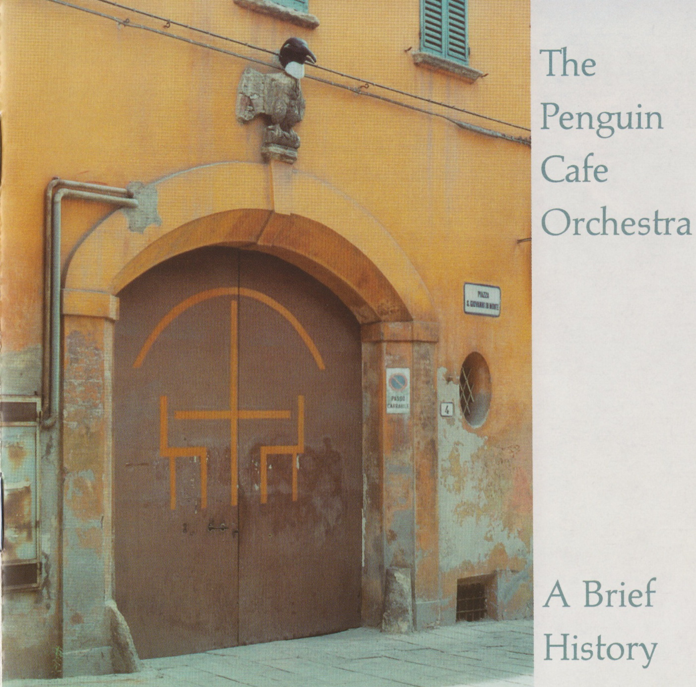 Home of Jazz: The Penguin Cafe Orchestra - A Brief History