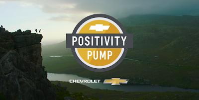 Chevrolet Promotes Positivity
