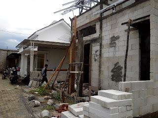 Renovasi Rumah - Jasa Bangun rumah, Renovasi dan Bongkar Bangunan/Gedung