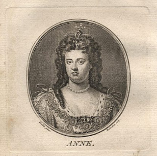 Queen Anne, image courtesy of ancestryimages.com