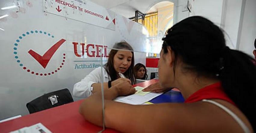 MINEDU: Directores de colegios «pasarán menos horas» en las UGEL al eliminarse hasta 28 trámites administrativos, informó el Ministerio de Educación - www.minedu.gob.pe