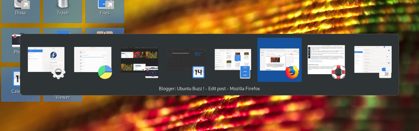 Ubuntu Buzz !: GNOME 3 32 + Bottom Taskbar + Traditional Layout