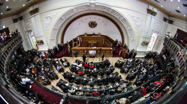 Derecha del Parlamento venezolano asumió un boicot económico