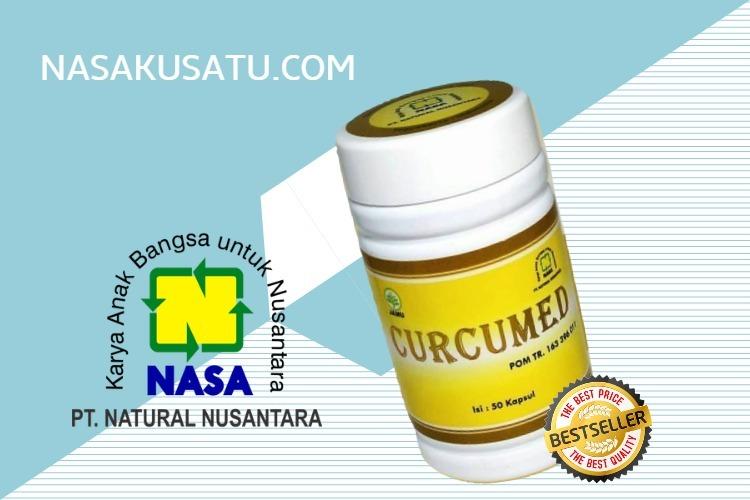 Curcumed Nasa Obat Kanker Dan Tumor