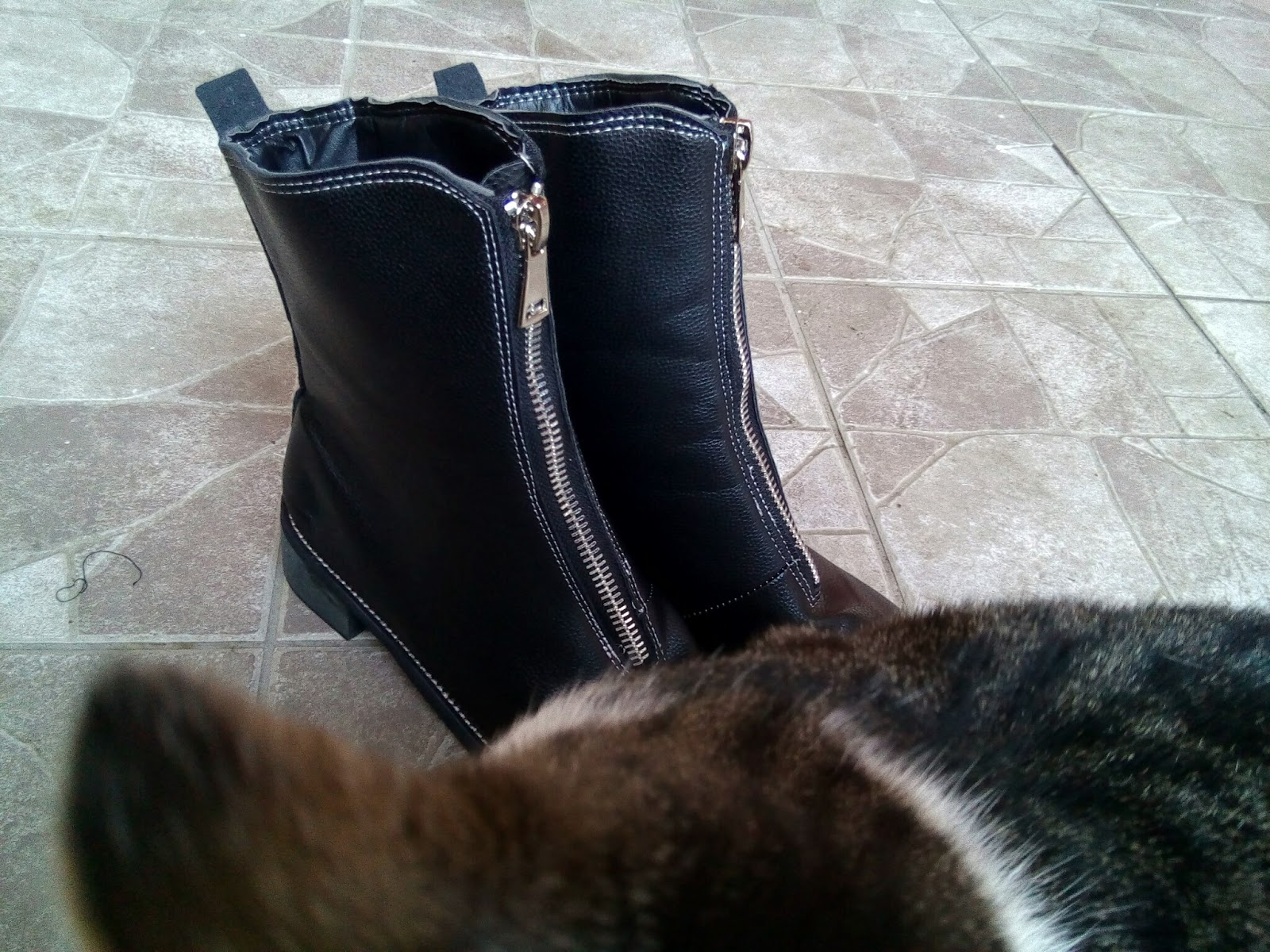 Every Autumn Needs New Boots!  Sandra Radojković