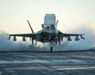 Jet Tempur Siluman F-35