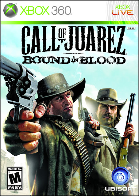 Call Of Juarez Bound In Blood - Xbox 360 - Multi5 - Portada
