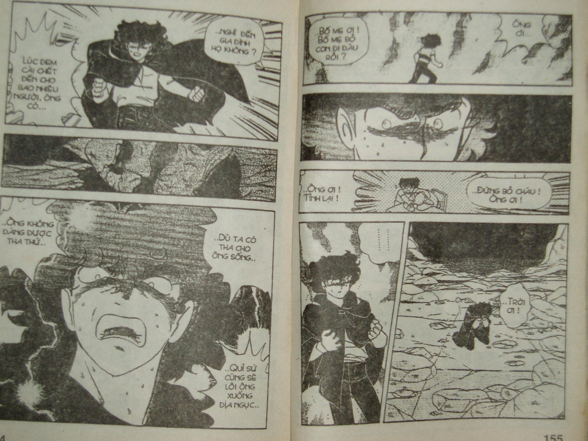 Siêu nhân Locke vol 14 trang 77