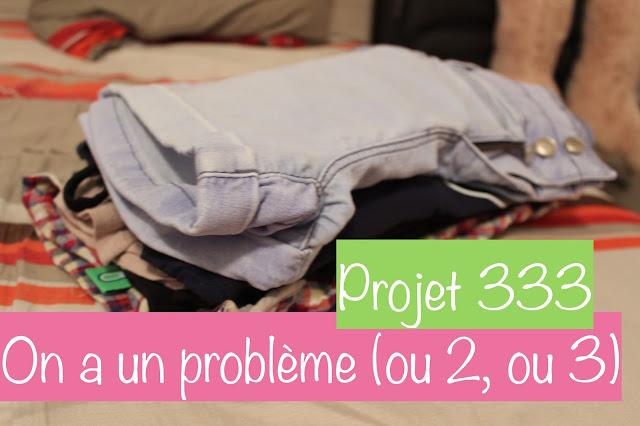 Les obstacles au Projet 333 : limites et détours