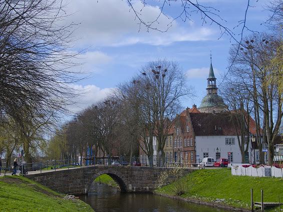 Schleswig-Holstein; Nyaris Tanpa Turis di Jerman Utara