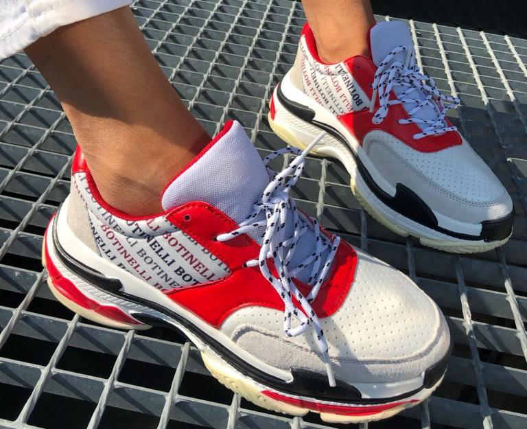 Pantofi sport femei la moda in 2018 de toamna ieftini