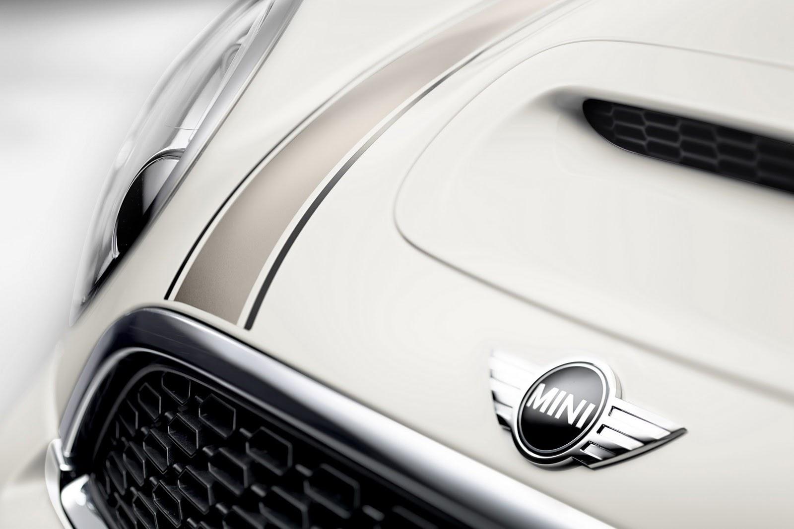 Unveils New Mini Clubman Special Bond Road Ahead Geneva Auto Show