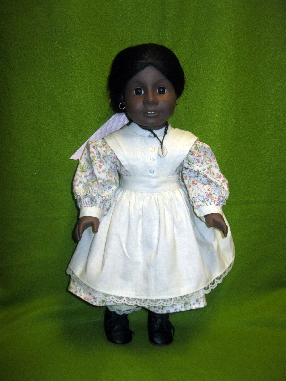 7587fee1281 Crafting Creatively  Things I ve Made  Addy s Cream Lace Dress and Pinafore