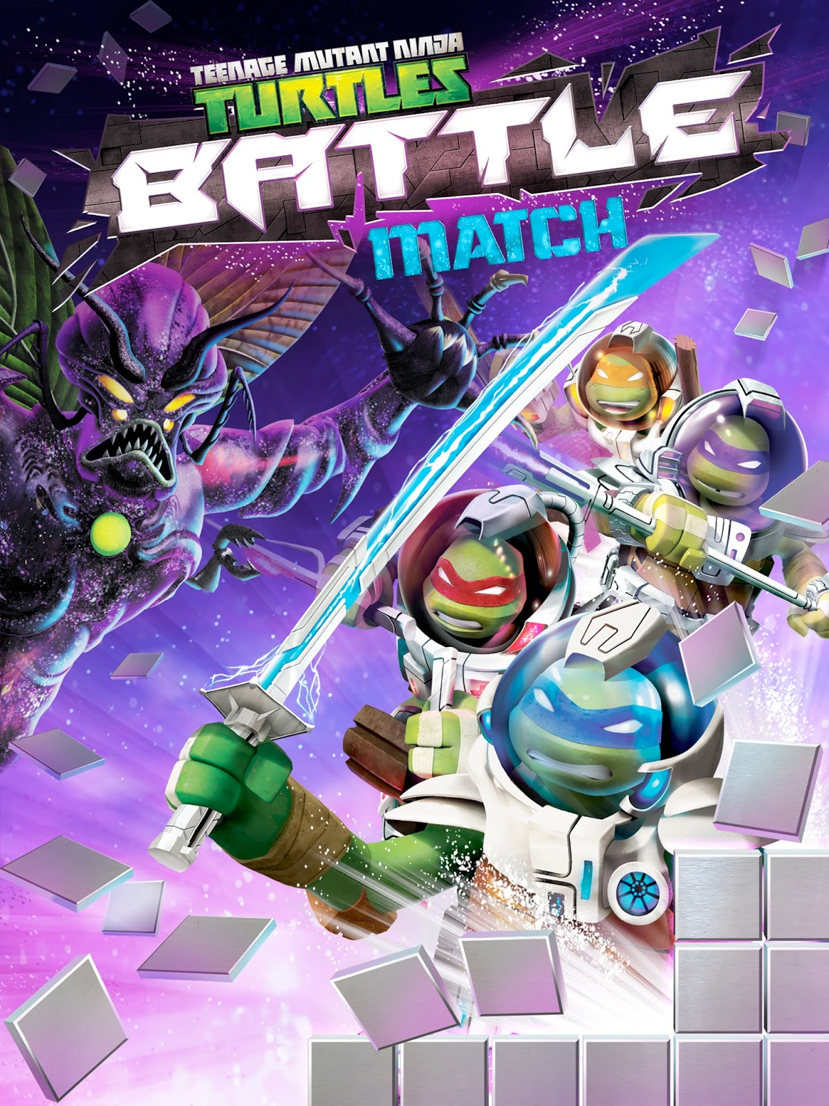 Teenage Mutant Ninja Turtles: Battle Match Game - App Store