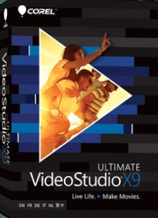 Corel VideoStudio Ultimate X9 With Keygen
