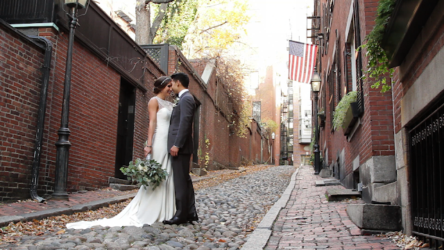 Wedding Videographer Boston