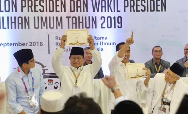 Petahana Terancam, Selisih Elektabilitas Jokowi - Prabowo Kian Menipis