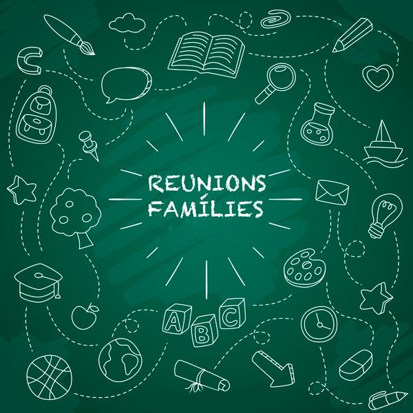 Resultat d'imatges de reunions families
