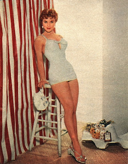 Debra Paget, a Parade of Beauty