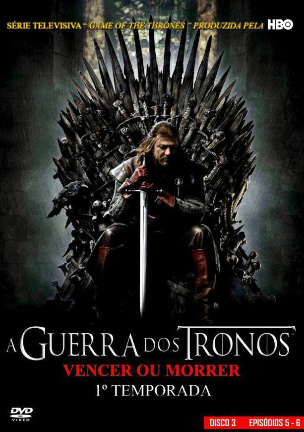 Game of Thrones 1ª Temporada Torrent - BluRay 720p Dual Áudio