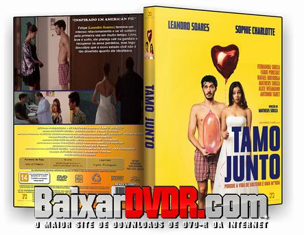 Tamo Junto (2017) DVD-R OFICIAL