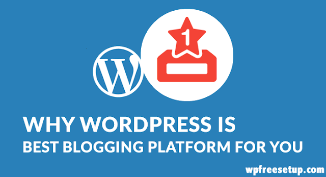 wordpress blogging platform