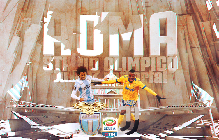 Serie A 2017/18 / 27. kolo / Lazio - Juventus, subota, 18:00h