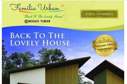 Rumah Murah Di Bekasi Timur Cluster Darmawangsa Mustika Jaya Harga Mulai 300Jutaan